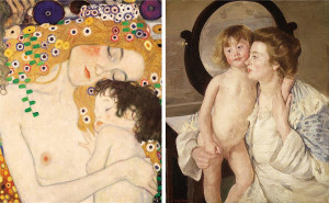How Mothers Nurture Artists and Their Creativity