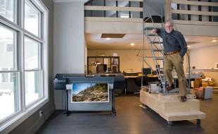 "Eco Visual Lab – The First 100% ""Green"" Custom Photo Printing Lab"