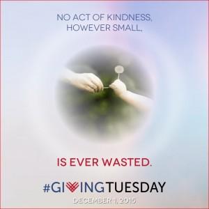 #GivingTuesday is An Inspirational Global Movement