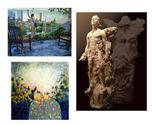 Opportunities For Artists – The Healing Power of ART 2016 Exhibition