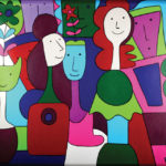 """""""Open Studio"""" – Pat B. Allen's Form of Group Art Therapy"""