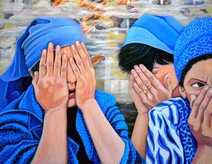 Social Justice Art Exhibition Curated by Gutfreund Cornett Art