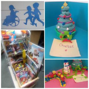 John Danks Takes His Art Cart to the Children's Hospital