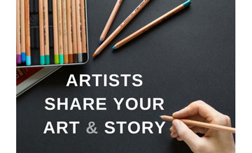 share your art and story
